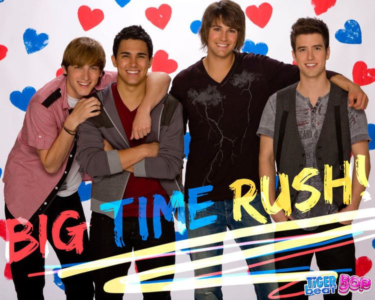 Big Time Rush Big Time Rush Take User Quiz Big Time Rush Quiz