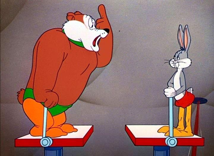 Big Top Bunny Big Top Bunny 1951 The Internet Animation Database