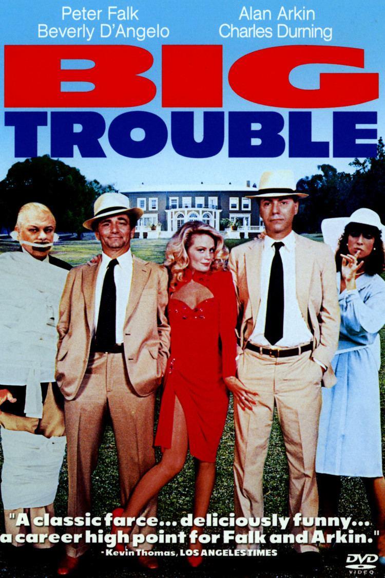 Big Trouble (1986 film) wwwgstaticcomtvthumbdvdboxart9317p9317dv8