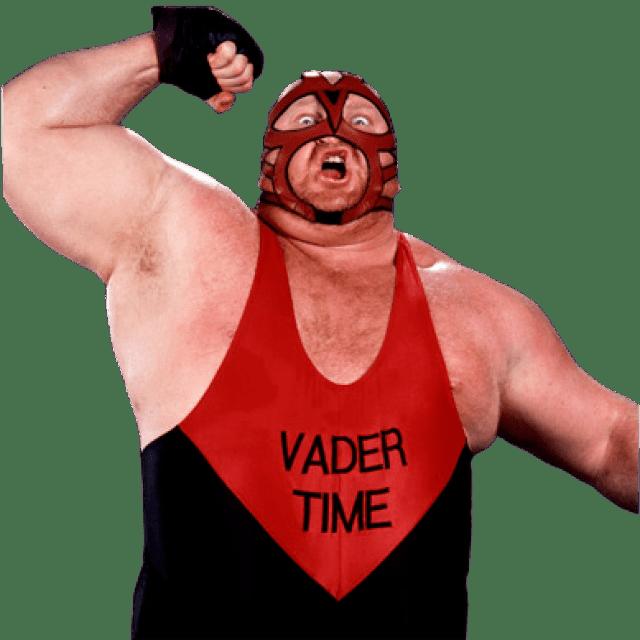 Big Van Vader Big Van Vader Character Giant Bomb