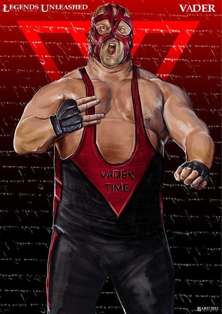 Big Van Vader Big Van Vader Unleashed by Bardsville on DeviantArt