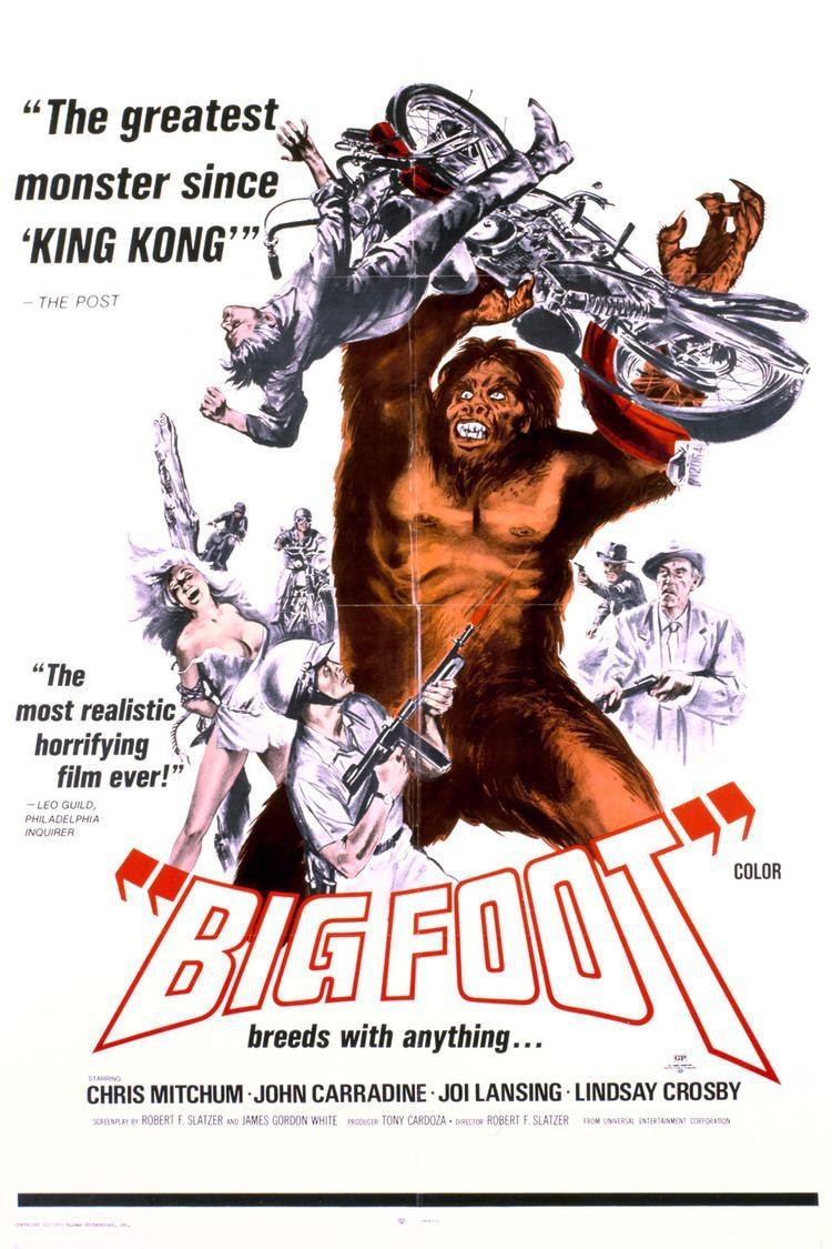 Bigfoot (1970 film) wwwgstaticcomtvthumbmovieposters43956p43956