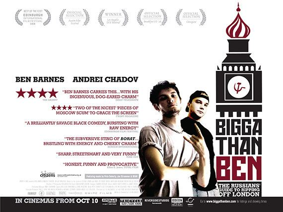 Bigga than Ben Review Bigga Than Ben A Russians Guide To Ripping Off London