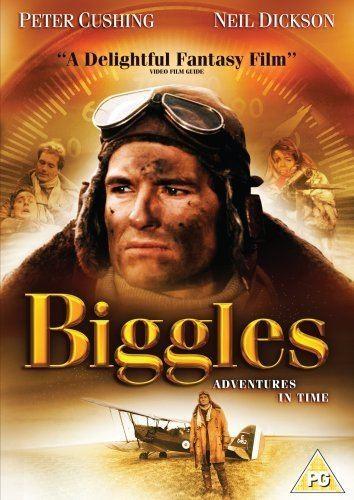 Biggles (film) Biggles Adventures In Time 1985 DVD Amazoncouk Neil