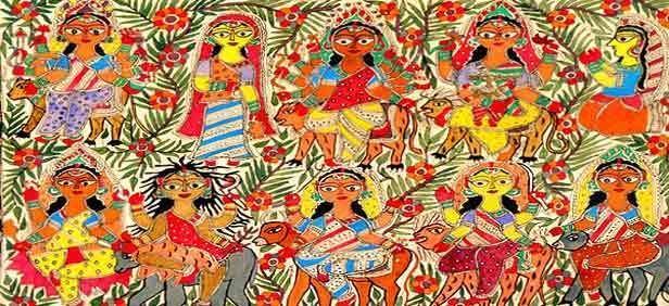 Bihar Culture of Bihar