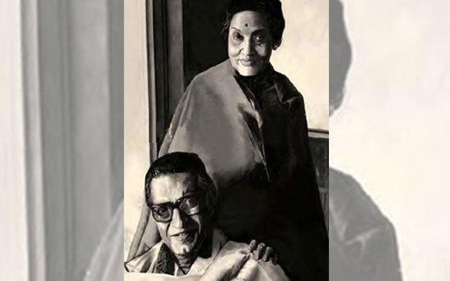 Bijoya Ray Satyajit Ray39s wife Bijoya Ray passes away Regional