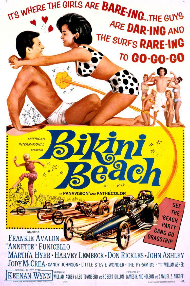 Bikini Beach wwwgstaticcomtvthumbmovieposters1723p1723p