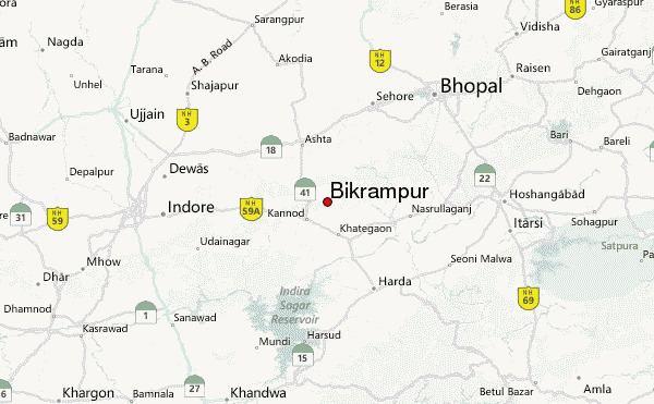 Bikrampur Bikrampur India Weather Forecast