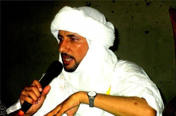 Bilal Ag Acherif Le MNLA se cherche un chef Bilal Ag Acherif sur le dpart Bamadanet