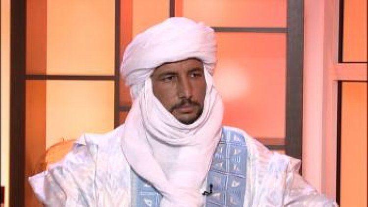Bilal Ag Acherif L39ENTRETIEN Bilal Ag Acherif prsident du Mouvement