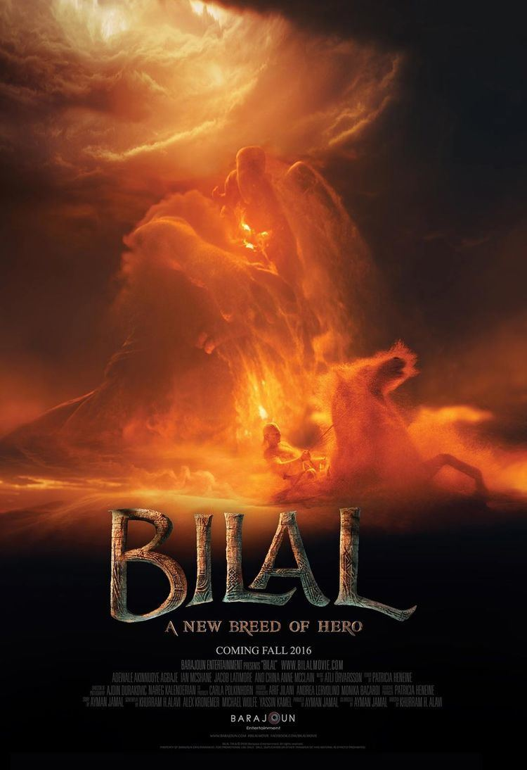 Bilal: A New Breed of Hero Bilal A New Breed of Hero 2016 Poster 1 Trailer Addict