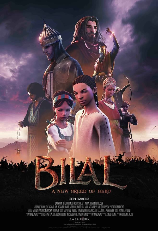 Bilal: A New Breed of Hero TIFF 2016 Preview Bilal A New Breed Of Hero blackfilmcomread
