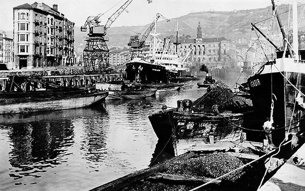 Bilbao in the past, History of Bilbao