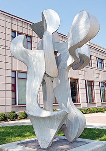 Bill Barrett (artist) NEWS Bill Barrett Sculpture