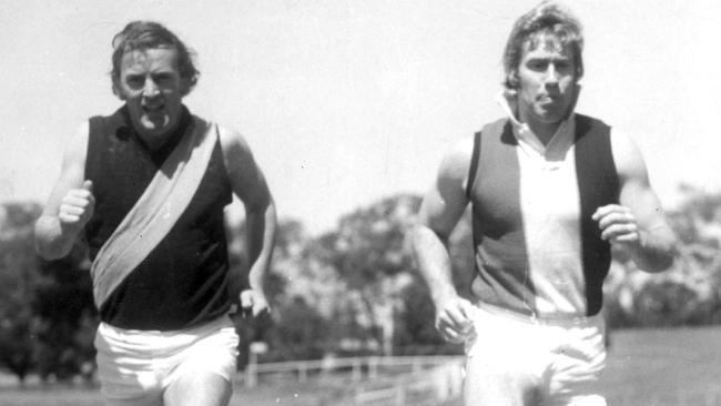 Bill Barrot Bill Barrot Richmond premiership hero has died aged 72 Herald Sun
