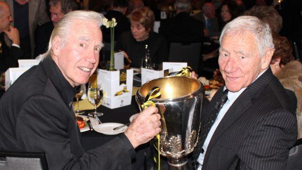 Bill Barrot Richmond Tigers dual premiership hero Billy Barrot dies