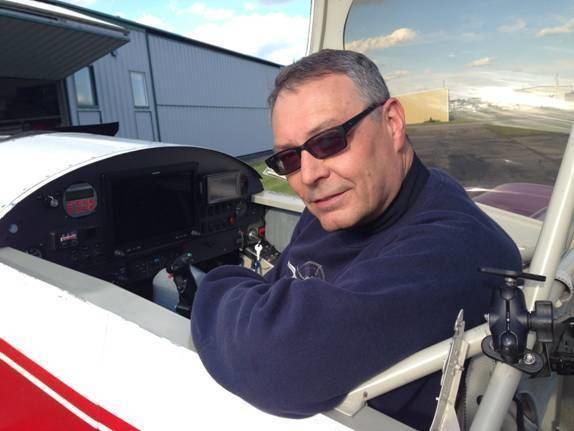 Bill Beaton Bill Beaton Sport Class Air Racing Pilot