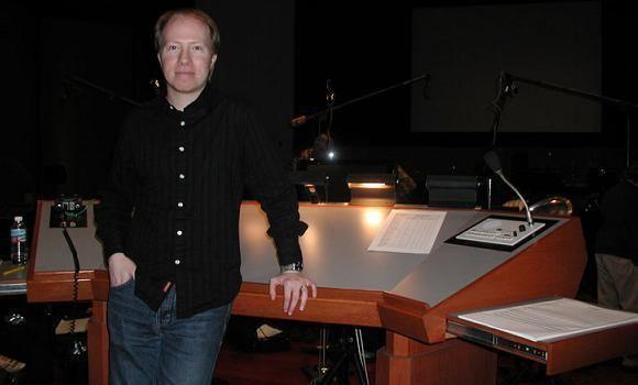 Bill Brown (composer) billbrowninstudiojpg