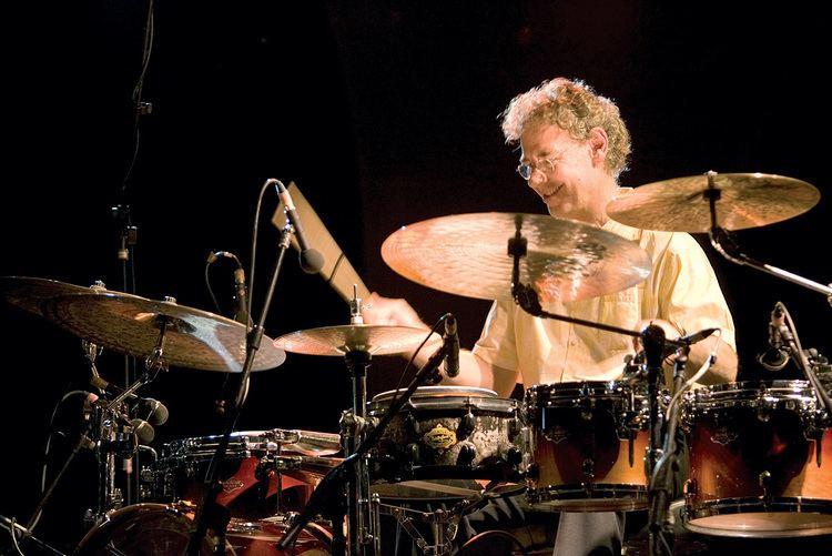 Bill Bruford Drummer Bill Bruford