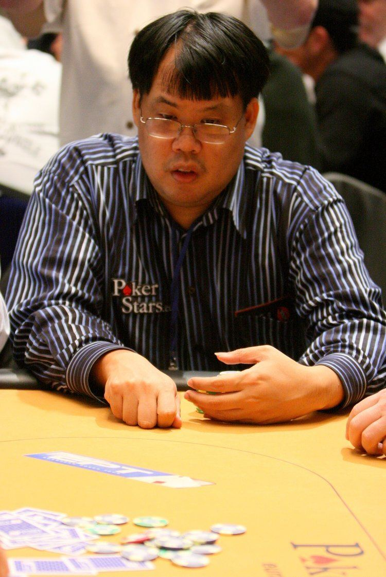 Bill Chen Bill Chen Poker Player PokerListingscom