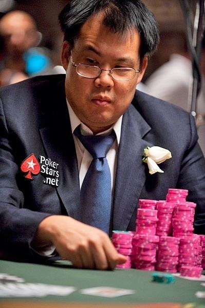 Bill Chen WSOP Diary Day 26 Bill Chen poker player wedding