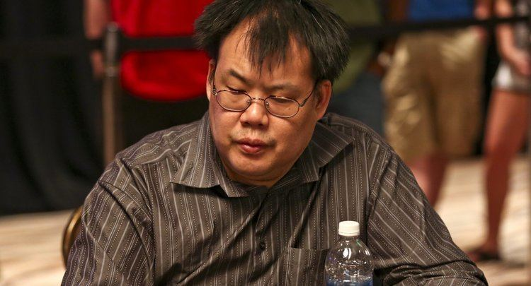 Bill Chen Bill Chen Poker Player