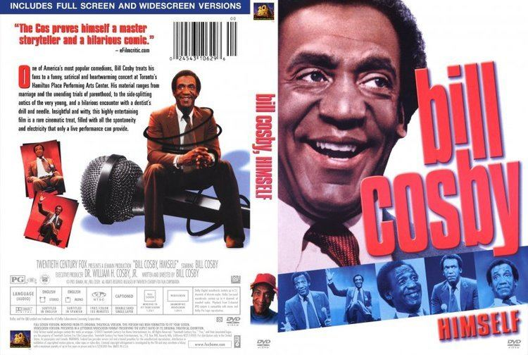 Bill Cosby: Himself Bill Cosby Himself Movie DVD Scanned Covers 5346BillCosby