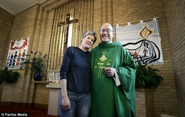 Bill Edebohls Malvern East priest Bill Edebohls causes outrage by comparing