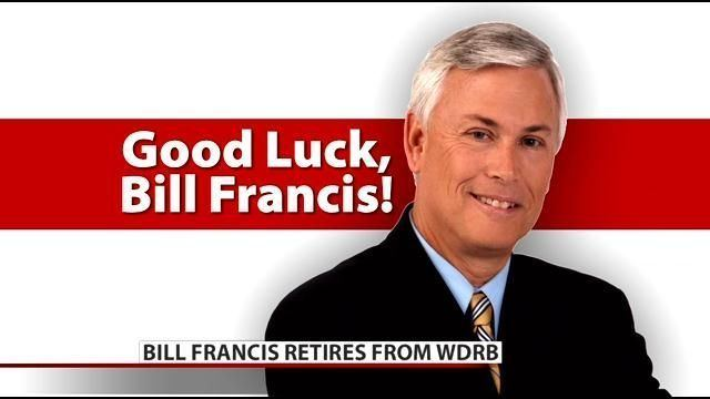 Bill Francis WDRB business reporter Bill Francis retires WDRB 41 Louisville News