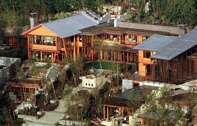 Bill Gates's house Bill Gates Net Worth House Pictures Car Collection Wiki Kids