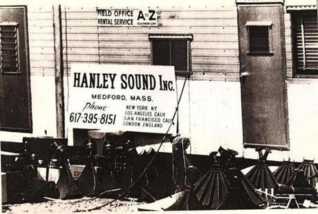 Bill Hanley (sound engineer) Bill Hanley Archives The Woodstock Whisperer