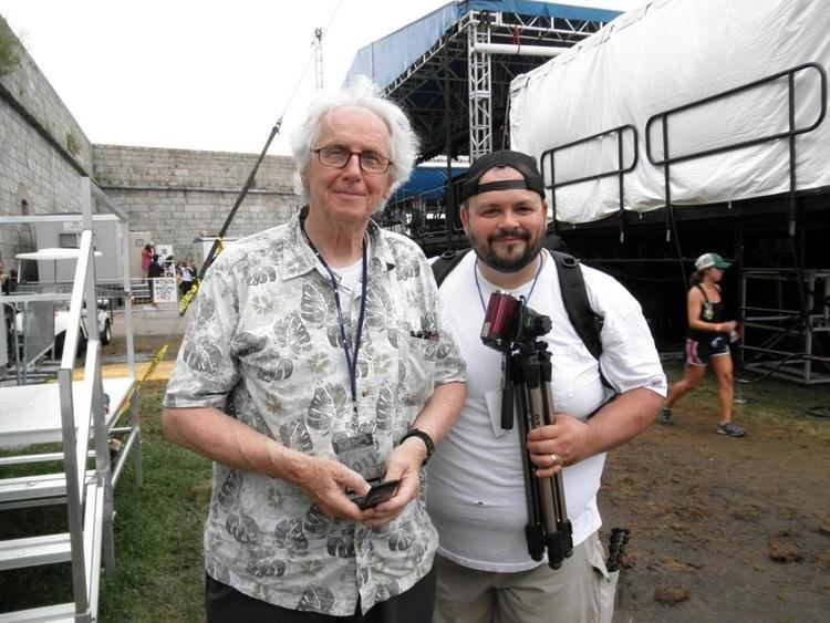 Bill Hanley (sound engineer) An honor for Medfords Bill Hanley father of festival sound The