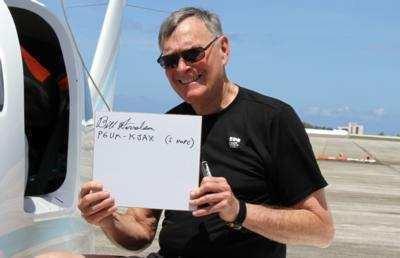 Bill Harrelson The Journey Continues Bill HarrelsonN6ZQ Are Circling the Globe