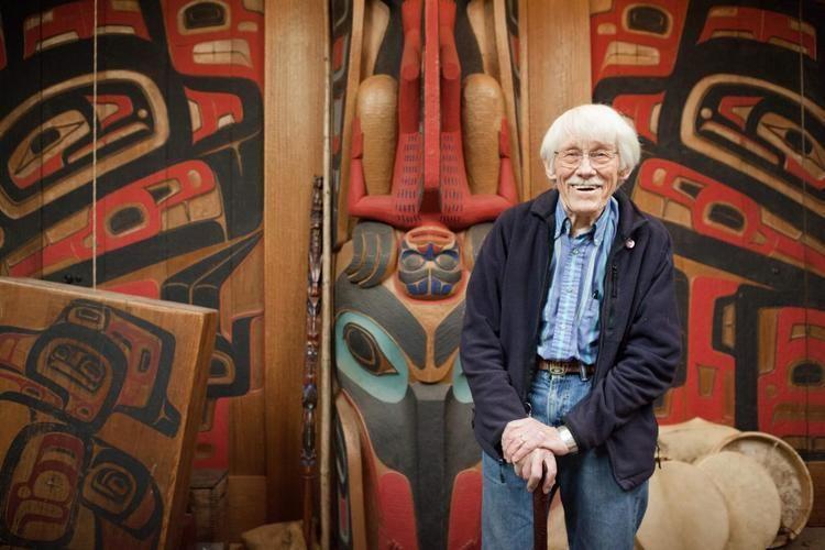 Bill Holm (art historian) Bill Holm MFA Burke Museum