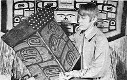 Bill Holm (art historian) Century 21 Worlds Fair Northwest Coast Indian Art Exhibit