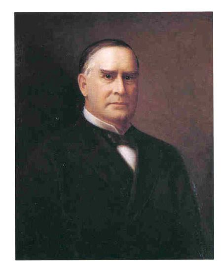 Bill McKinley Committee on Ways and Means William McKinley ROH