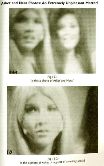 Bill Meier Billy Meier UFO Case Asket And Nera Photo Deconstruction