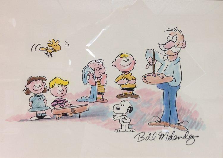 Bill Melendez Bill Melendez and the Peanuts Peanuts at Choice Collectibles