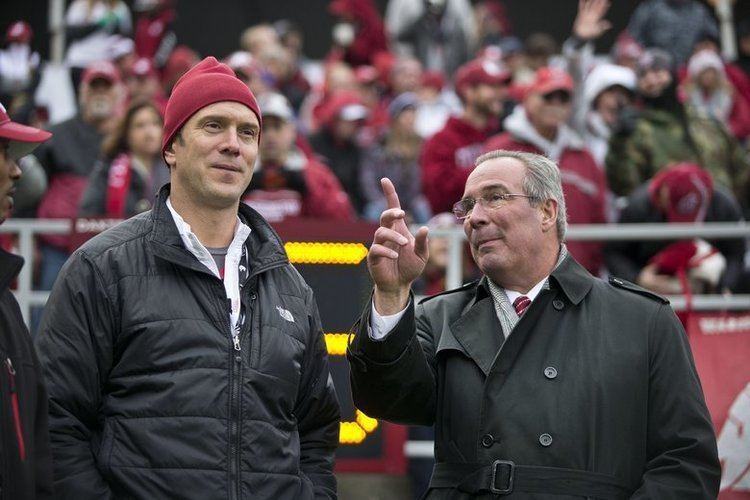 Bill Moos WSU AD Bill Moos on the state of Cougar athletics coaching