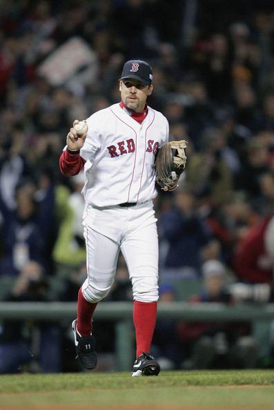 Bill Mueller Bill Mueller Pictures World Series Cardinals v Red Sox
