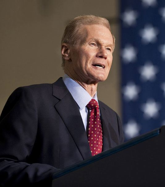 Bill Nelson Sen Nelson Labels House Commercial Crew Bill 39Silliness