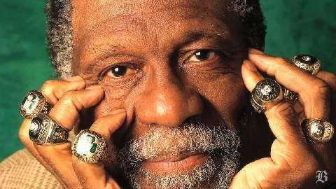 Bill Russell Bill Russell The Greatest Player Ever