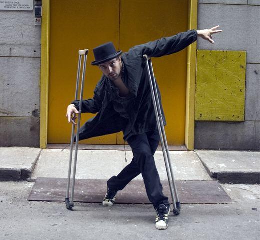 Bill Shannon Meet Bill Shannon Dance Performer at Hirshhorn After