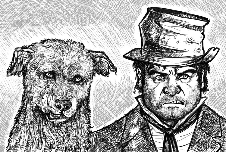 Bill Sikes 7 Memorable Dogs From Literature Literature Oliver twist and Twists