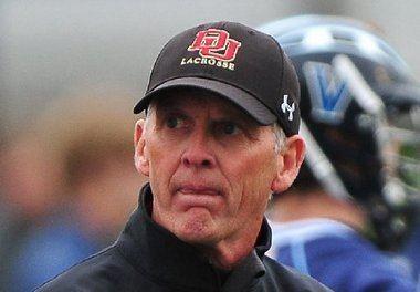 Bill Tierney Bill Tierney former Princeton lacrosse coach helps