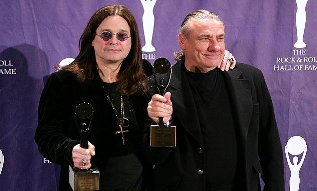 With ozzy bill ward swinging the chain
