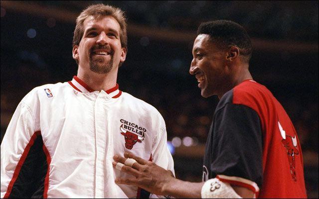 Bill Wennington Wennington Pippen was my favorite teammate Chicago Bulls