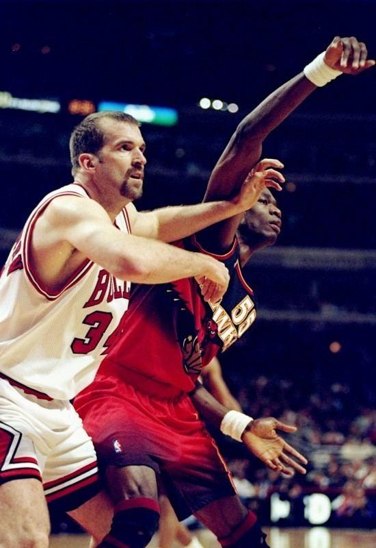 Bill Wennington Bill Wennington Chicago Bulls History
