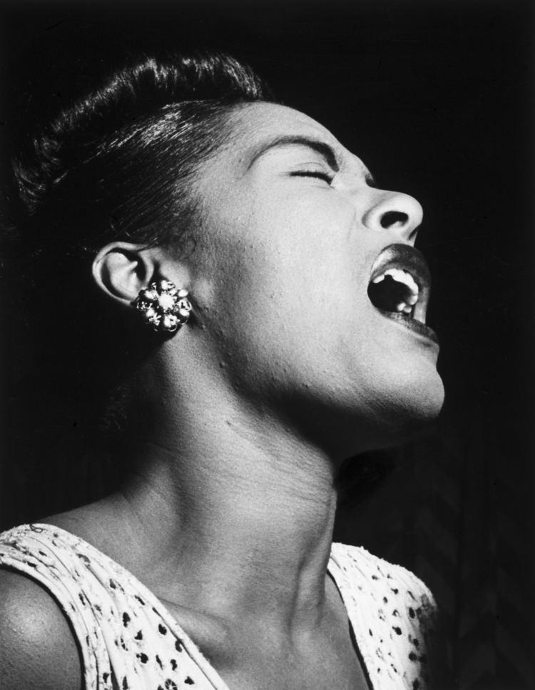 Billie Holiday Billie Holiday Wikipedia the free encyclopedia
