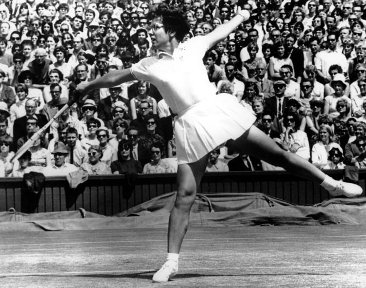Billie Jean King Billie Jean King b 1943 The American athlete and tennis player